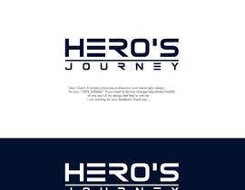 #415 for Hero's Journey Logo af anubegum