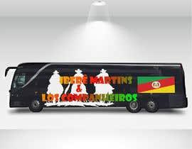 #6 para Fazer o Design Completo para Transporte do Grupo Musical por istihakahmedsany