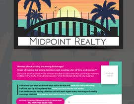 #39 for Real Estate Brokerage Recruiting Postcard by darbarg