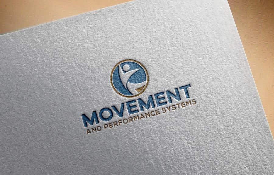 Kilpailutyö #181 kilpailussa Movement and Performance Systems Logo