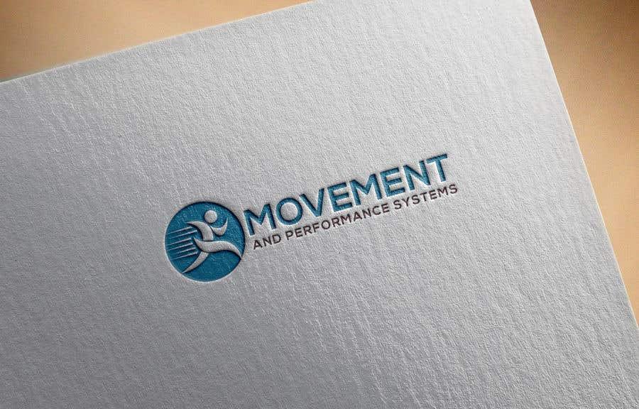 Kilpailutyö #183 kilpailussa Movement and Performance Systems Logo