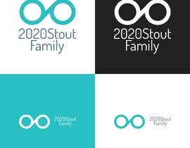 #26 para I'm looking for a family reunion logo that will take place in 2020. So something with 2020, a perfect vision, maybe with glasses, and the family name: Stout  por charisagse