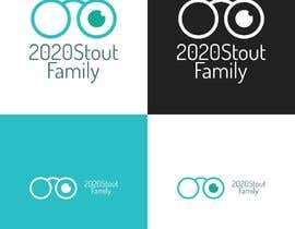 #27 para I'm looking for a family reunion logo that will take place in 2020. So something with 2020, a perfect vision, maybe with glasses, and the family name: Stout  por charisagse