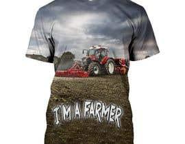 #22 для T-shirt design от sohelartgallery