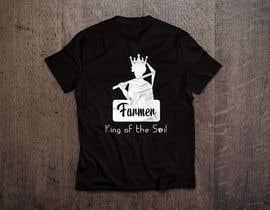 #17 для T-shirt design от tihamim12
