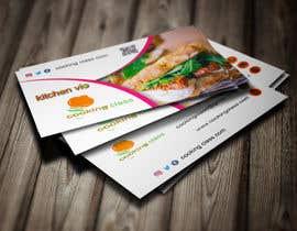Nro 19 kilpailuun To design a QUALITY Business Logo & Business Card for Cooking Class Company käyttäjältä wwwnirobmondal78