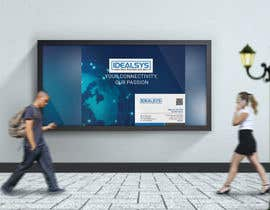 #36 for To design Corporate - IDEALSYS Banner Board by Designzone143