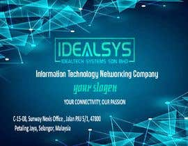 #30 for To design Corporate - IDEALSYS Banner Board by mesteroz