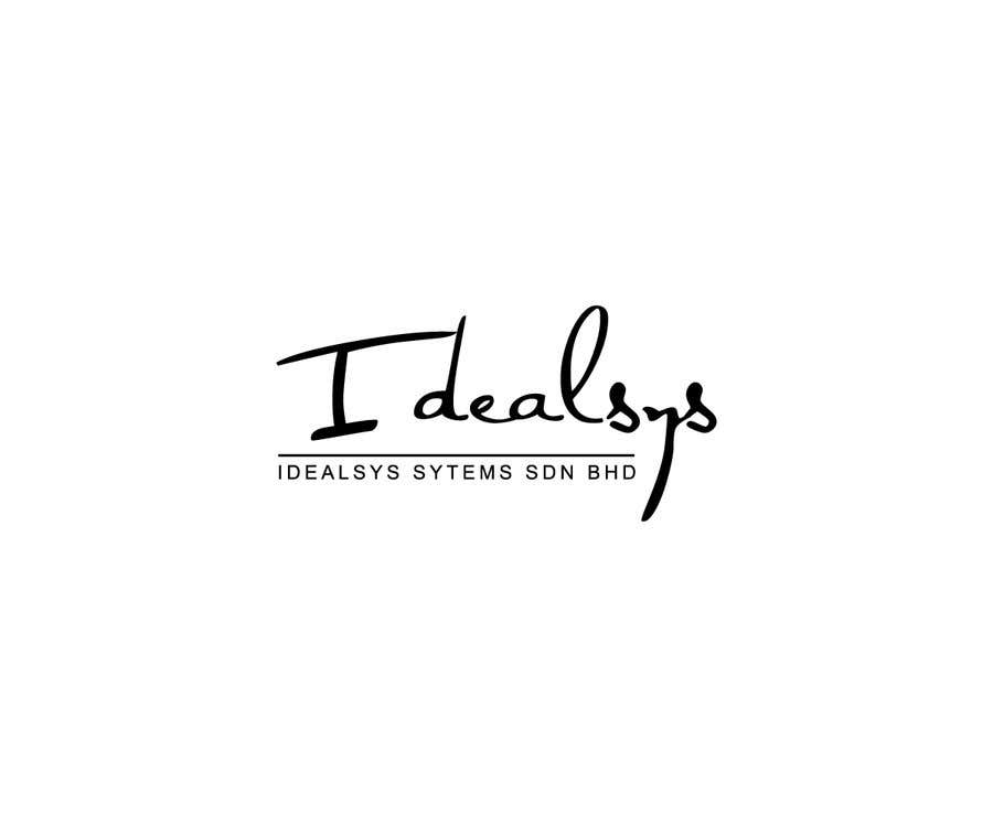 Конкурсная заявка №25 для To design Corporate - IDEALSYS Banner Board