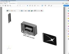 #7 для Create a STEP file and a 3d PDF from a sketchup file от SriniEngg