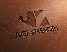 #44 untuk I need someone creative to design a Logo for a fitness business JUST STRENGTH  - 23/05/2019 03:43 EDT oleh mdshahinbabu