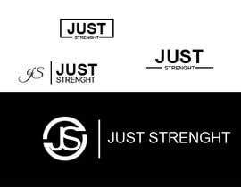 Nro 43 kilpailuun I need someone creative to design a Logo for a fitness business JUST STRENGTH  - 23/05/2019 03:43 EDT käyttäjältä abdulmonayem85