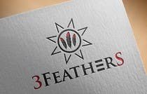Graphic Design Konkurrenceindlæg #93 for Design a Logo for 3 Feathers Star Quilts