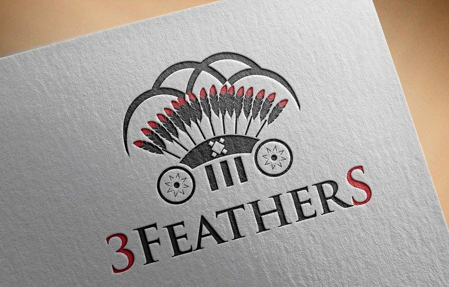 Konkurrenceindlæg #                                        111                                      for                                         Design a Logo for 3 Feathers Star Quilts