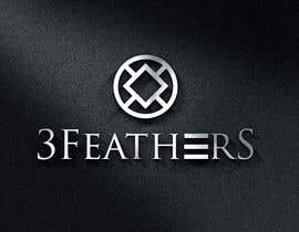#115 for Design a Logo for 3 Feathers Star Quilts af VikiFil