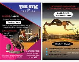 #71 for custom promotional flyer af razzaks56