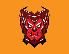 #2 for Design A Monster Head Logo af darken14