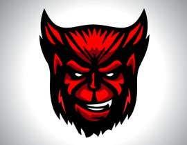 #10 for Design A Monster Head Logo af darken14