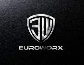 "#234 for Design a logo for ""EuroWorx"" luxury automotive repair Ferrari - Porsche - Lamborghini by dobreman14"
