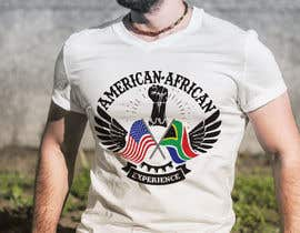 "#49 for The ""American-African"" Experience: T shirt & Hoodie Design af stsohel92"