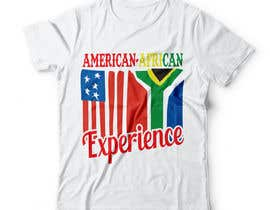 "#52 for The ""American-African"" Experience: T shirt & Hoodie Design by stsohel92"