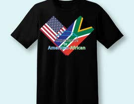"#60 for The ""American-African"" Experience: T shirt & Hoodie Design by eshu349"