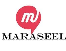 Nro 105 kilpailuun Design Logo For Maraseel App käyttäjältä Graphicschool247
