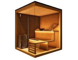 Nro 4 kilpailuun 3D modeling - Wood and Glass käyttäjältä poojan007