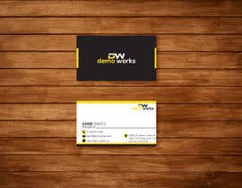 #161 para Design Business Card por zahidulislam545