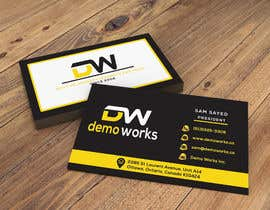#163 para Design Business Card por m27tusi