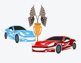 #14 for Make a Watercolor Race Car design in Vector file af MunzalinAnwar