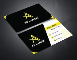 farazgd tarafından Redesign business cards in modern, clean look in black & white or gold & white için no 29