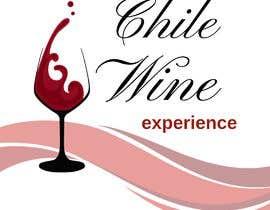 #48 untuk Logo Chile Wine Experience oleh lauravalm