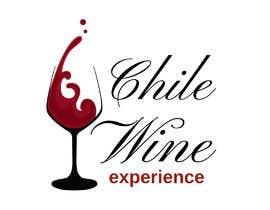 #51 untuk Logo Chile Wine Experience oleh lauravalm