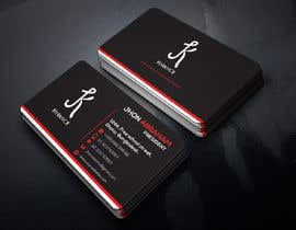 #132 for Design a new business card af abzolhossain