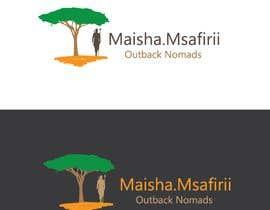 nº 8 pour Maisha.msafirii Logo Design for outback nomads par fahimkhanhamin