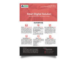 #12 pentru Design and Create flyer for website design and Web Hosting Business de către SLBNRLITON