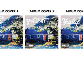 #71 для Summer Hip-Hop Album Cover ARTWORK от kesnielcasey
