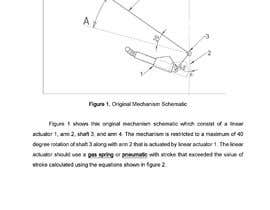 #8 untuk An idea of the device transmitting rotary movement of the shaft to the arm oleh ramadhankd