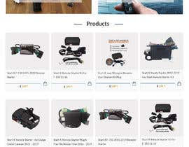 #44 para Design UI/UX for the main page of  our eCommerce site por ranashohel085