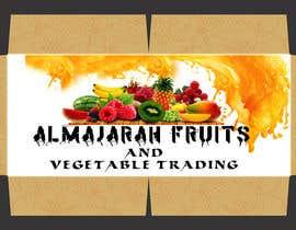Nro 5 kilpailuun Design box covers for my fruits käyttäjältä adnanislam270419