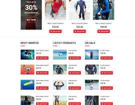 #1 untuk Design A web site or my e commerce company oleh Dreamwork007