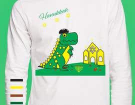 #44 for T-shirt Design - Cartoon T Rex af designersShop52