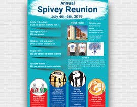 #15 для 4TH OF JULY THEMED 5 DAY EVENT ITINERARY FLYER NEEDED от shah14940
