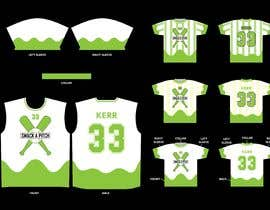 #57 untuk Design Graphics for Jersey, Hat, and Pants! oleh zakarine