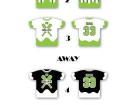 #67 untuk Design Graphics for Jersey, Hat, and Pants! oleh zakarine