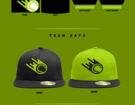 #101 untuk Design Graphics for Jersey, Hat, and Pants! oleh Jevangood