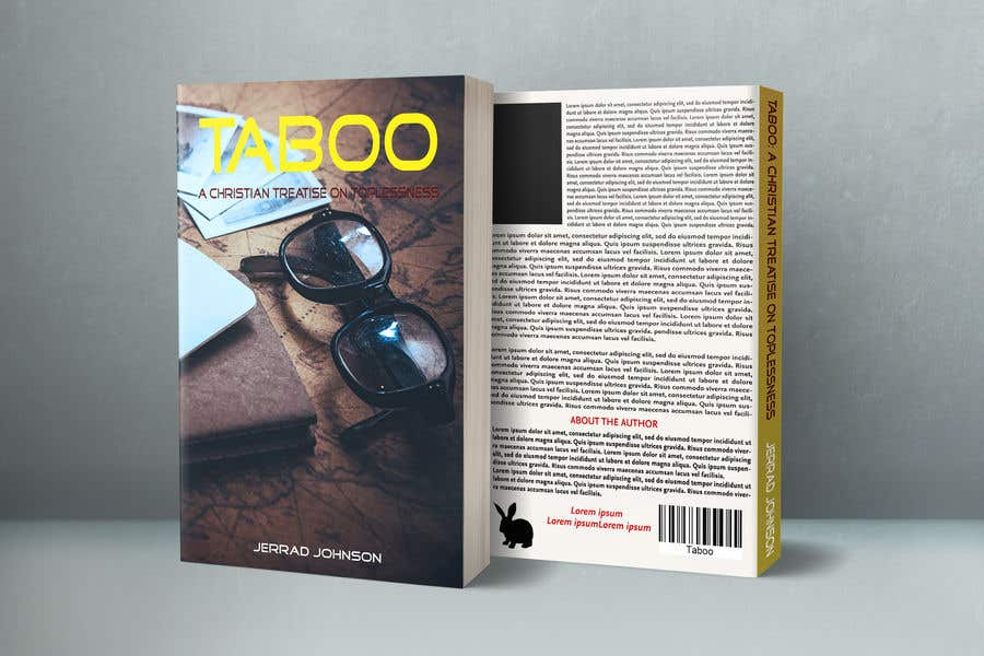 Contest Entry #30 for Book Cover Design (Front and Spine)