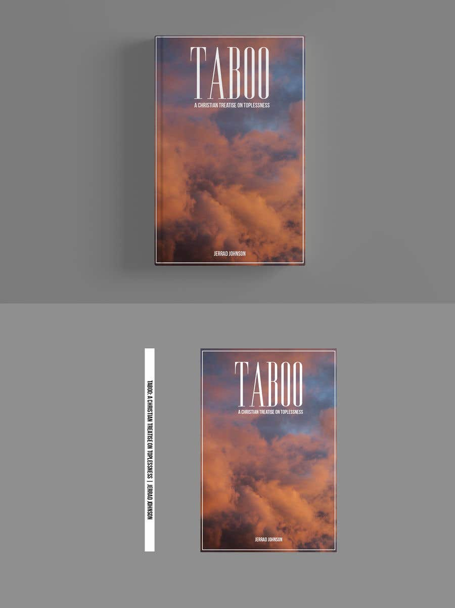 Contest Entry #34 for Book Cover Design (Front and Spine)