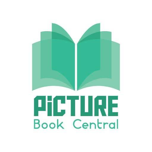 Penyertaan Peraduan #78 untuk logo for a picture book website